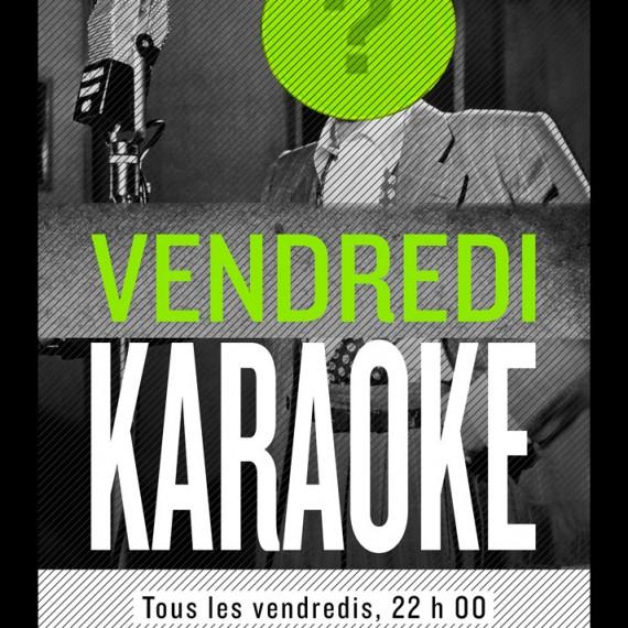 Vendredi Karaoke